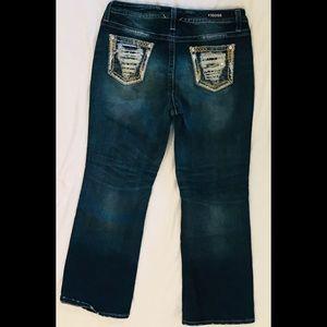 NWOT Vigoss Heritage Fit Boot Cut Jeans